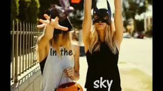 Wake up in the sky, ( lyrics )