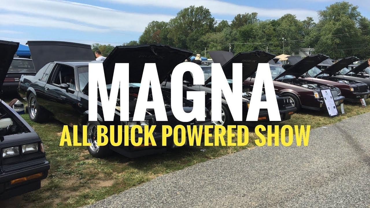 2017 Buick Regionals | MAGNA Car Show