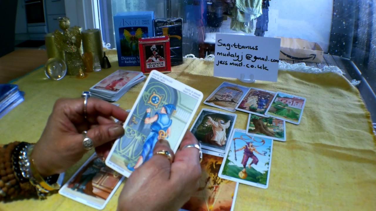 sagittarius weekly 28 to 3 love tarot