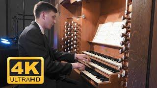 Johann Sebastian Bach Chorale Prelude Wenn wir in höchsten Nöten sein, BWV 641