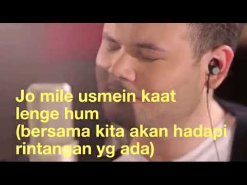 Ridho Rhoma Muskurane terjemahan Indonesia