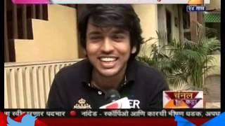 Zee24Taas : Channel Katta : julun yeti reshimgathi, aaditya & meghana