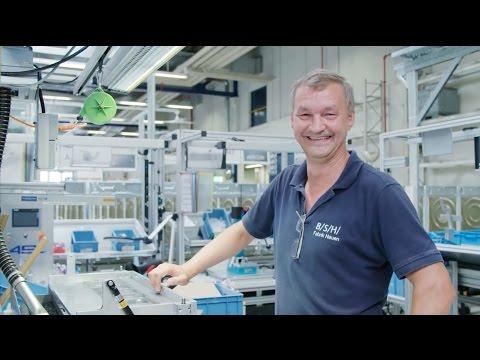Bosch Kühlschrank Produktion : Bsh hausgeräte gmbh in nauen u modernste produktion von