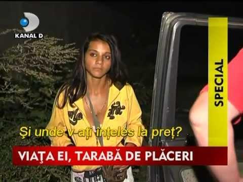 Mama si prostituata, la 18 ani! ( 18 years old prostitute mother )