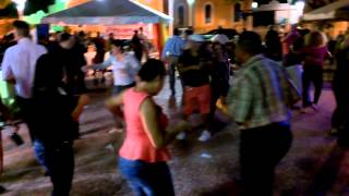 Mojo Culinary Fest, Salinas Puerto Rico (Baile de Salsa)