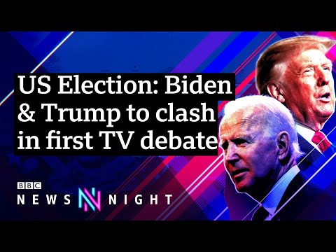 What can we expect from the first TV debate? – BBC Newsnight