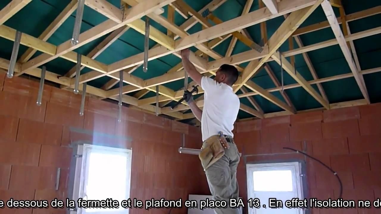 constructeur b tisseurs gers jh platrerie du groupe d 39 artisans gagnimmo youtube. Black Bedroom Furniture Sets. Home Design Ideas
