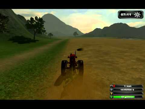 Thumbnail: Farming Simulator 2011 noul UTB 650M by @driano: test animatii si functionalitate ingame