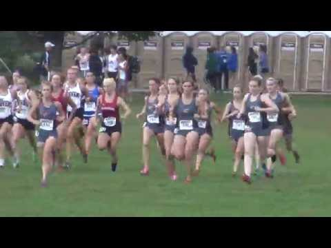 2016 CENTRE WOMENS XC LOUISVILLE CLASSIC