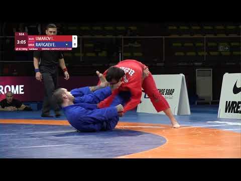 GOLD Men's GP Gi - 100 kg: I. UMAROV (RUS) v. E. RAFIGAEV (MDA)