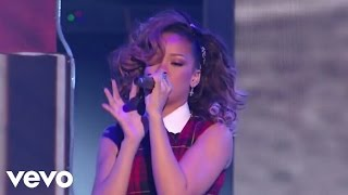 rihanna we found love live in x factor
