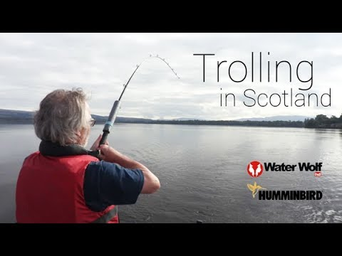Trolling In Scotland With Hummingbird & Waterwolf - Ferox & Pike - How To, What To, Not To?