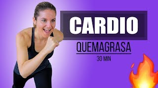 Cardio Full Body Routine 30 minutes Fat Burning Cardio Full Body for beginners