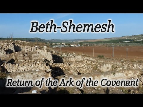 Beth Shemesh, Israel: Return Of The Ark Of The Covenant From The Philistines.