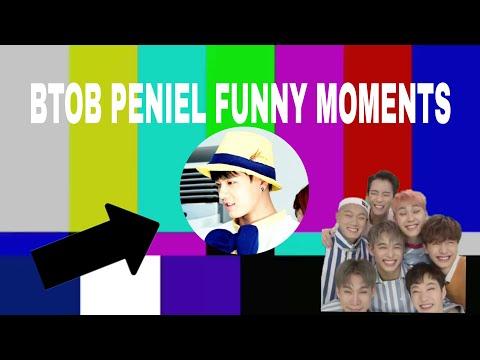 BTOB Peniel funny moments