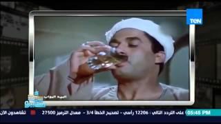ماسبيرو - زمن الفن الجميل ... لقطة طريفة للفنان احمد ذكى من فيلم البيه البواب