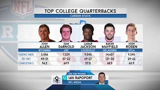 NFL Insider Ian Rapoport on Rookie QB