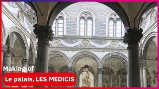 LES MEDICIS, Maîtres de Florence. LE PALAIS. En exclusivité sur SFR Play