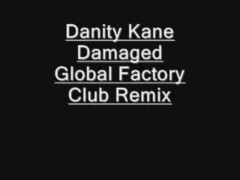 Danity Kane - Damaged (Global Factory Club Remix)