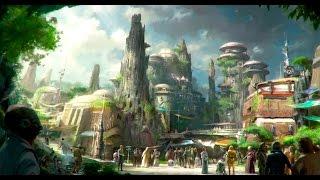 Disney Imagineers reveal details of DIsneyland's Star Wars Land