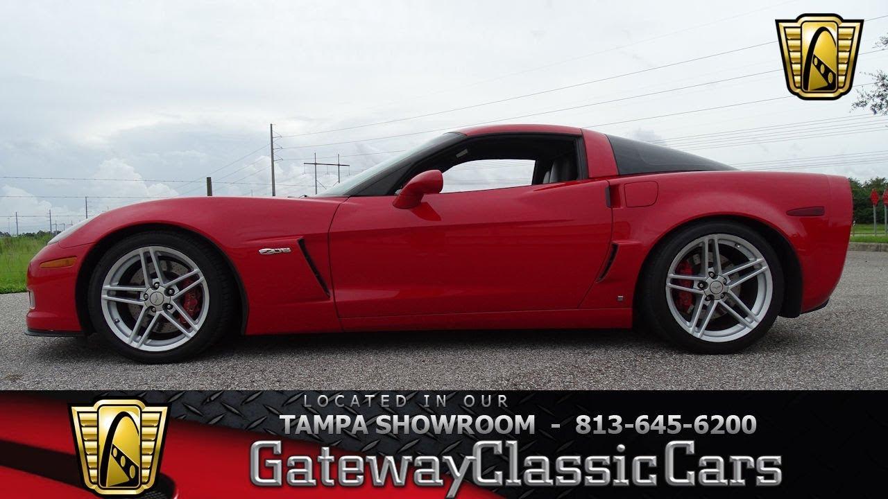 984 Tpa 2006 Chevrolet Corvette Z06 7 0l V8 Sfi 6 Speed Manual Youtube
