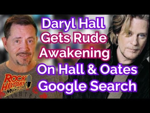 Daryl Hall Gets Rude Awakening On Hall & Oates Internet Search