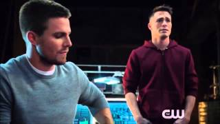 Arrow Season 3 Episode 4 The Magician clip