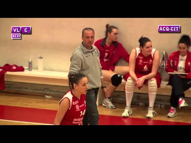 Acquasparta vs Città di Castello - 3° Set