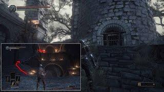 Dark Souls 3 - Кольцо со змеем и эстус, как только пришли в храм