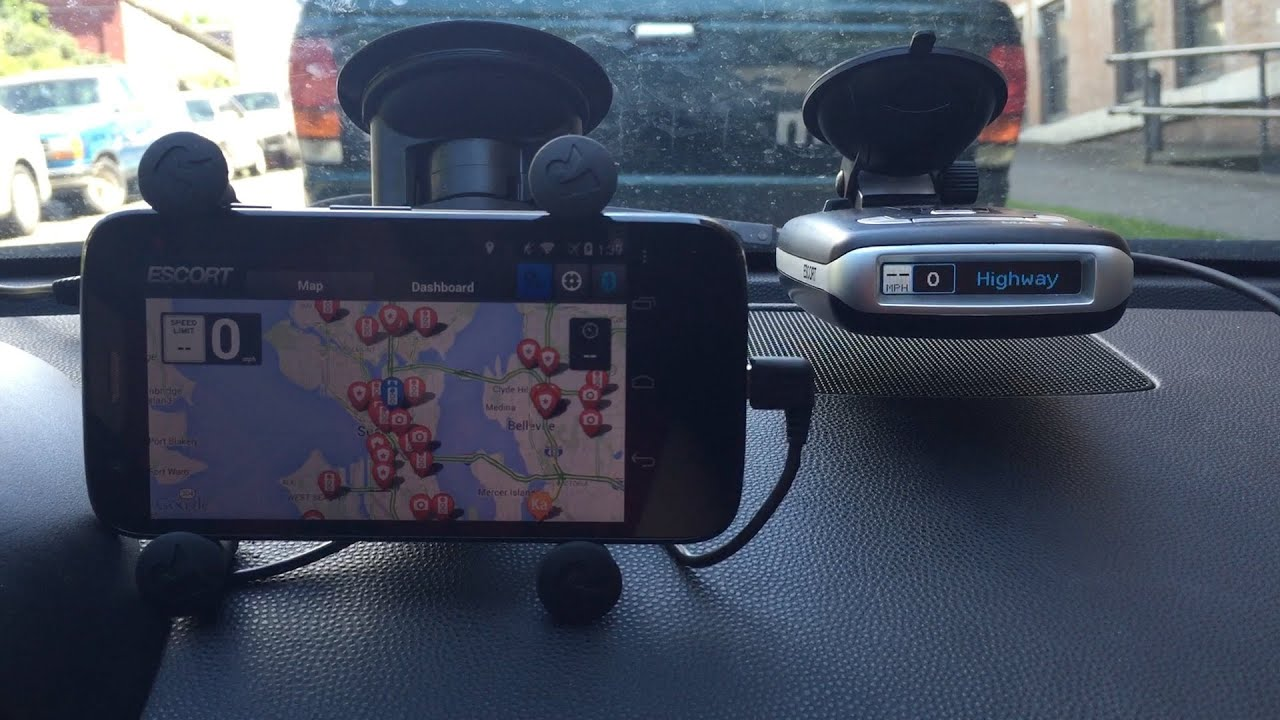 Escort Passport Max >> Escort Passport Max2 Review: The best all-in-one, easy to use, automated radar detector - YouTube