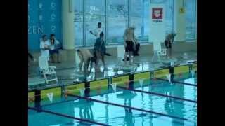 100m delfin finale Mladi za Mlade