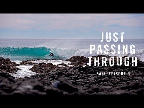 Baja with Taylor & Crewsy Reef Surf Videos
