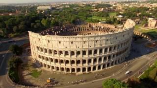 When in Rome, Drone! (4K)