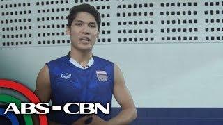 Sports U: Marck Espejo