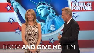 Video Drop and Give Me Ten! | Wheel of Fortune download MP3, 3GP, MP4, WEBM, AVI, FLV Agustus 2017