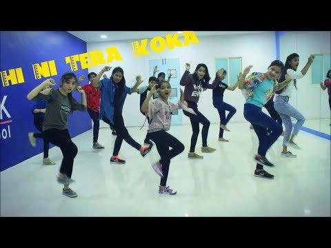 Tera Koka Video | Haye Ni Tera Koka | Punjabi Song | Trilok DANCE School |