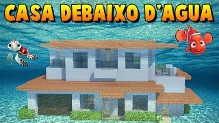 ✔ Minecraft Survival #229 - CASA DEBAIXO D'ÁGUA ‹ MANYA ›
