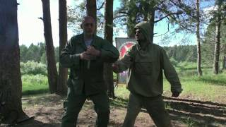 """Systema Spetsnaz  vs Knife"" Vadim Starov Real Self Defense  САМООБОРОНА"