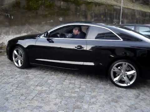 new audi a5 coupe portugal 2012 2 youtube. Black Bedroom Furniture Sets. Home Design Ideas