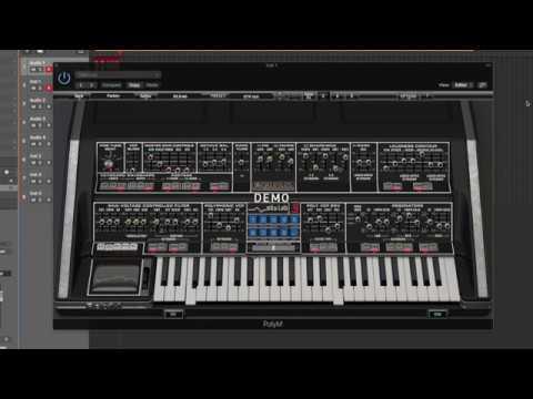 "XILS-Lab Poly M Virtual Instrument - ""This Wreckage"""