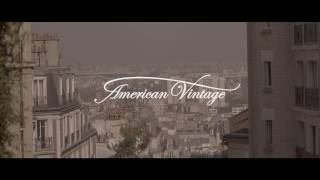 Noun Paris | American Vintage | Fall 2016