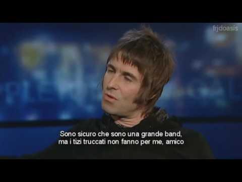 [sottotitoli ITA] Liam Gallagher about Kiss