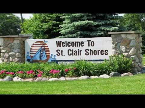 Saint Clair Shores, Michigan - My Home Town