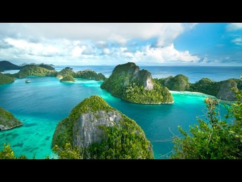 The Serenity of Papua (HD) - A film about Amazing Raja Ampat Indonesia