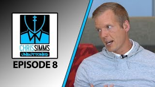 Latest NFL Draft 2019 news,  RB rankings + Dad talks OBJ, AB | Chris Simms Unbuttoned (Ep. 8 FULL)