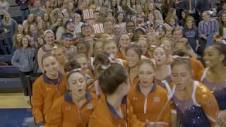 Auburn Gymnastics vs LSU Highlights