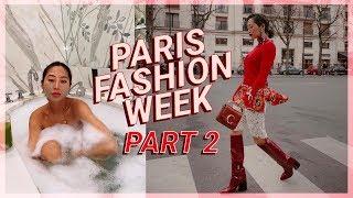 PFW Part 2: Patrick Ta Tips, Chloe, Margiela & Isabel Marant | Vlog #77 | Aimee Song