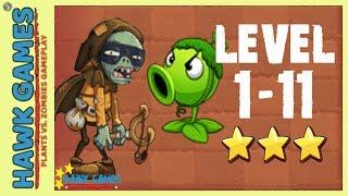 Zombie Farm - Zombie - Level 1-11 BOSS