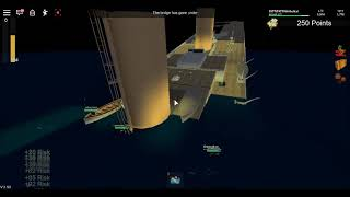 Roblox Titanic with my brother