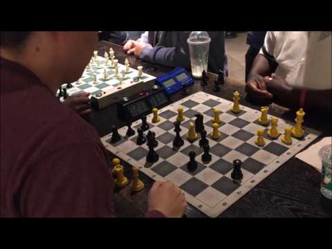 Can New Guy Gain the Respect of Chess Group at New Starbucks?